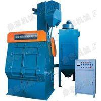Dingtai Q32 series crawler type shot blasting machine