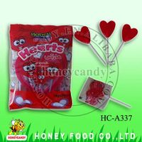 16g Love Heart Lollipop