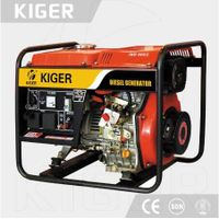 3kw KG3600L Three Phase Silent Diesel Generator Set