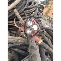 Aluminum wire scrap/ aluminum cable scrap in stock for sale