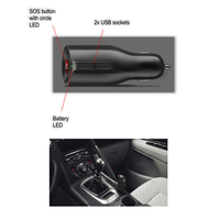 .4G LTE ODM/OEM E-CALL Android Car Emergency Device