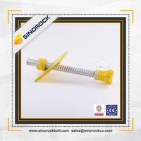 SINOROCK high quality T-thread mining hollow anchor bolt