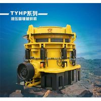 competitve TYHP hydraulic cone crusher coal stone crushing machine manufacturer with 50years' profes thumbnail image