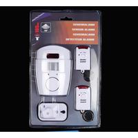 PIR home alarm /pir alarm/infrared alarm/Infrared electronic dog