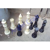 Horn & Bone chess Pieces