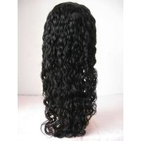 full lace wigs,weft,human hair wigs,lace front wigs,remy hair thumbnail image