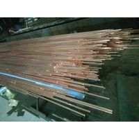 copper coated round steel wire