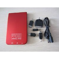 rechargerable solar charger 2600mAh mobile power bank mobile solar power charger