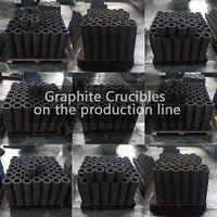 Graphite Crucible for Aluminum Vacuum Evaporation Coating thumbnail image