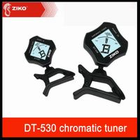 quality musical instrument acoustic guitar LCD digital chromatic tuner thumbnail image
