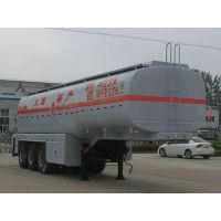 3 axles 42.-45cbm fuel tanker semi-trailer