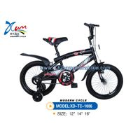 16 inch kids' bicycle