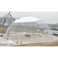 New design 60 meter half circle tent marquee from China tent supplier for sale