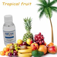 Hot selling e juice flavour Tropical Fruit Flavour for making vape juice