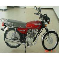 CG125 motorcycle