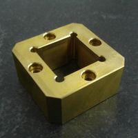 Cnc Brass Part Machining Services thumbnail image