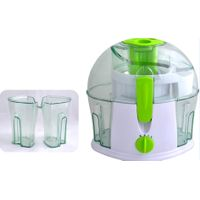 2 speeds ABS juicer separates juice from pulp