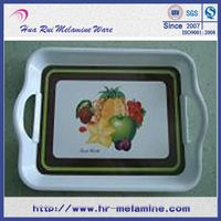 highquality melamine tray