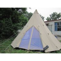 Indian teepee tent canvas tipi tent 5m
