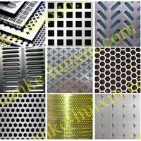 Stainless steel Perforated sheet /Carbon steel perforated metal /perforated plate|Construction mater thumbnail image