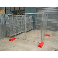 temporary fencing panels od 32 pipes x 2.00mm hot dipped galvanized temp site fencing panels contruc thumbnail image