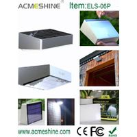 Led Wireless Solar Motion Sensor Security Wall Light Outdoor with Own Design