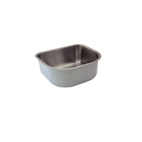 Stainless steel kitchen sink - Rossi Luxurious - RX87