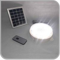 solar indoor night light with remote Controller (JL-4525)