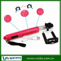 L004 photography bluetooth shutter wireless monopod selfie timer remote for mobile phone camera thumbnail image