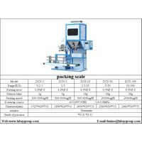 Series of rice packing scale