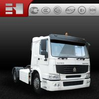 china truck howo mini tractor truck for sale
