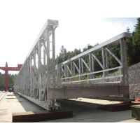 HD 200 composite panel high quality bailey bridges for steel structure platform