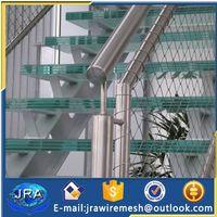 X-tend stainless steel Stairway Protecting Mesh