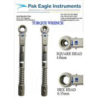 Dental Implants Torque Ratchet