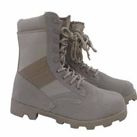 Military Desert Training boot, Tactical outdoor boot
