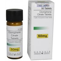 Clomiphine Cictrate, Tamoxifen Citrate