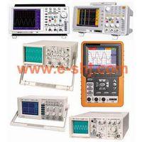 oscilloscope, digital storage oscilloscope, oscillometer thumbnail image