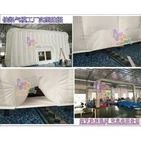 Party wedding use cubic inflatable tent for outdoor and indoor