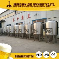 2017 new design 500l 800l 1000l beer brewery equipment, beer brewing equipment, beer making machine