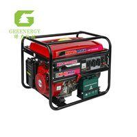 5kva gasoline generator with battery thumbnail image