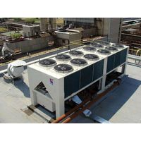 Screw Air Cooled Chiller,Air to Water Chiller for Cooling Only with Bitzer,Refcomp,Hanbell Screw Com thumbnail image