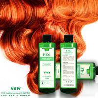 Anti-hair loss,hair-regrowth dark long hair made from herbal hair shampoo/nourishing  hair care seru