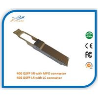 40G QSFP 1310nm CWDM 10KM LC connector