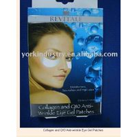 Gollagen and Q10 Anti-wrinkle eye gel patches thumbnail image