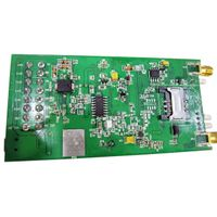 MKTPCB 6 layers blind holes,blind slot, loudspeaker hole board