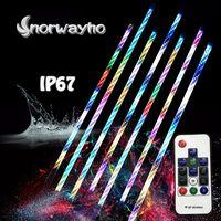 High Bright IC Color LED Whips Flagpole for ATV UTV thumbnail image