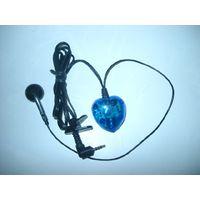 Voice changer mobile handsfree earphone