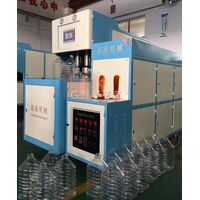 Semi-Automatic PET Stretch Blow Molding Machine With Good Quality thumbnail image