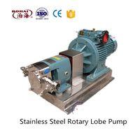 Stainless steel sanitary pump milk pump molasses pump