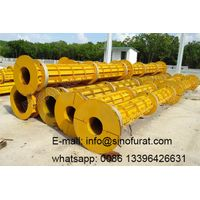 Automatic prestressed concrete pole machine thumbnail image